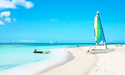 Two Of The Best Beaches In Aruba